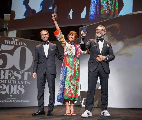 Хороший вкус с Екатериной Пугачевой: опубликован список лучших ресторанов мира World's 50 Best 2018