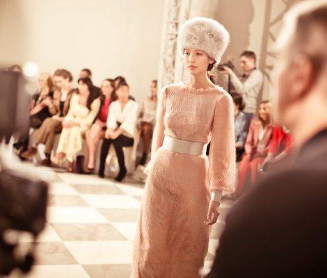 Vanity Fair с Марией Лобановой: подробности показа марки A LA RUSSE