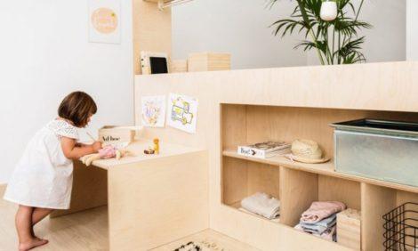 Дизайн & Декор: на вырост. Тренд на детскую мебель-трансформер