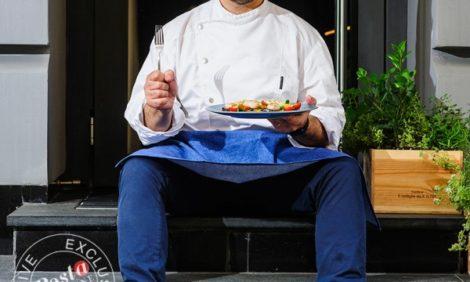 Эксклюзив Posta-Magazine: шеф-повар Адриан Кетглас — о получении звезды Мишлен, высокой кухне для всех и секрете своего успеха