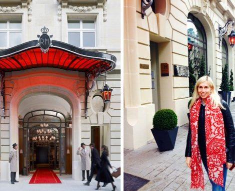 Celebrity lifestyle с Аленой Свиридовой: День влюбленных в Париже