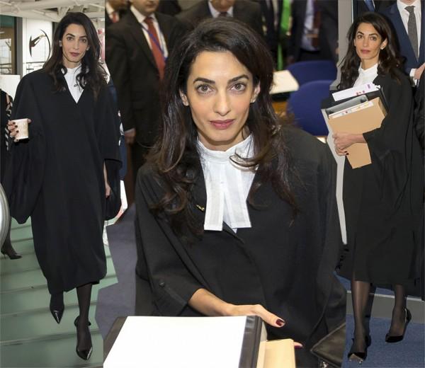 Women in Power: Амаль Клуни выступила на слушании по делу о геноциде армян