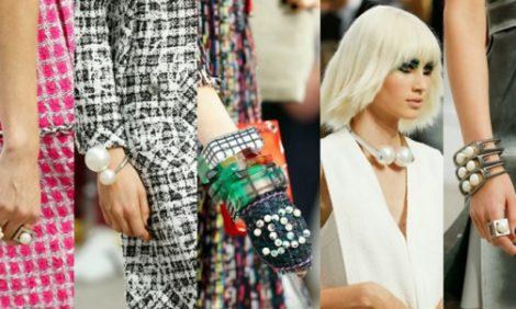 Style Notes с Лизой Аминовой. Жемчужное настроение