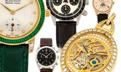 Watches & People с Сергеем Серебряковым: самые интересные лоты часового аукциона Antiquorum. Часть 2