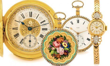 Watches & People с Сергеем Серебряковым: самые интересные лоты часового аукциона Antiquorum. Часть 1