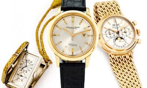 Watches & People с Сергеем Серебряковым: часовой аукцион Antiquorum и его лоты