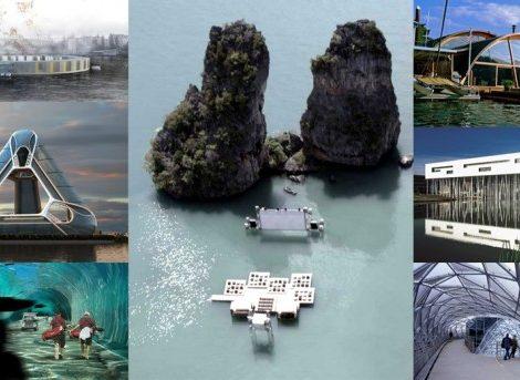 Концепция уюта: Архитектура на воде