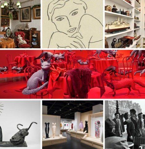 Art Weekend в мире: лучшие выставки января в Европе и Америке