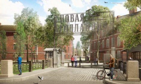 Art Weekend в Санкт-Петербурге: звездная пыль и чувственные опыты Новой Голландии
