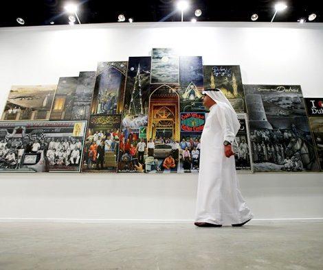 Art & More: «Арт-Дубай». Современное искусство & восточные традиции