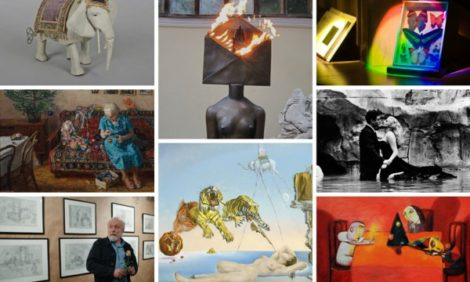 Art Weekend: самые интересные выставки Москвы и Санкт-Петербурга на время праздников