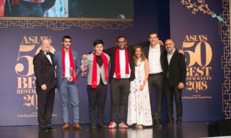 Хороший вкус с Екатериной Пугачевой: Гагган снова первый — эксклюзивный репортаж с Asia's 50 Best Restaurants