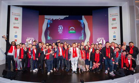 Эксклюзив Posta-Magazine: репортаж с церемонии Asia's 50 Best Restaurants 2019