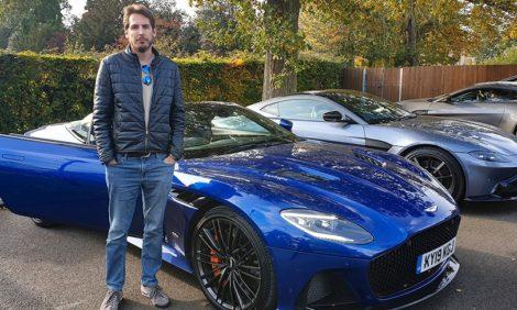 Авто с Яном Коомансом. Aston Martin: новая заря для вековой автомобильной компании
