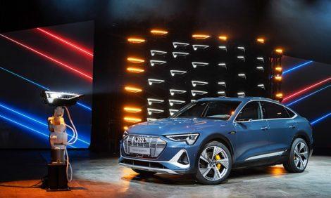 Две мировые премьеры Audi на автосалоне в Лос-Анджелесе