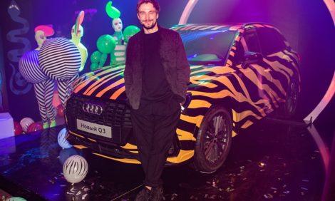 Гипнотический цирк: российская премьера Audi Q3 второго поколения