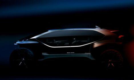 Audi покажет во Франкфурте новый электрический кроссовер