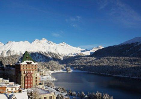 Travel Experts: отель Badrutt's Palace в Санкт-Морице