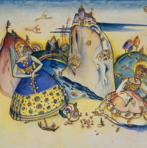 Art & More: шедевры и «пустячки» Василия Кандинского