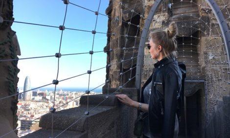 #postatravelnotes Дарья Михалкова обидеальных выходных вБарселоне ио«спортивной» Андорре
