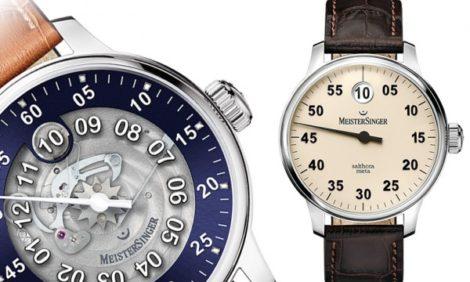 Watches & People с Сергеем Серебряковым. Baselworld 2016: однострелочные часы MeisterSinger