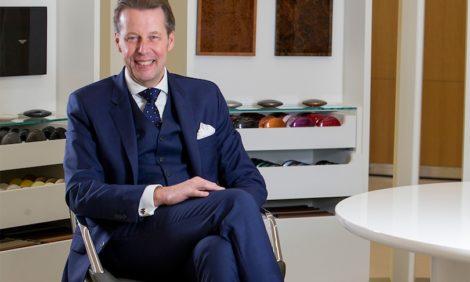 Авто с Яном Коомансом: интервью с шеф-дизайнером Bentley Motors Штефаном Зилафом и главой марки Bentley в России Кристианом Шликом