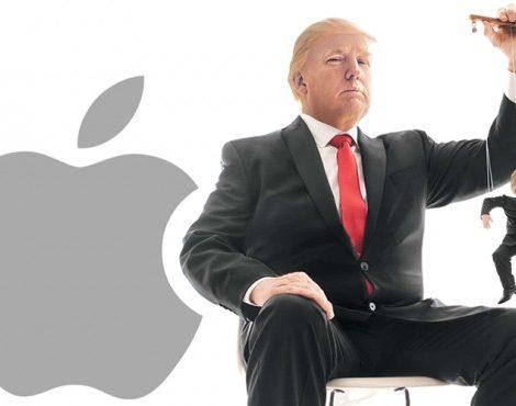 О чем говорят? Бизнес против политики: Apple, Microsoft и другие корпорации открыто выступили против решений Трампа