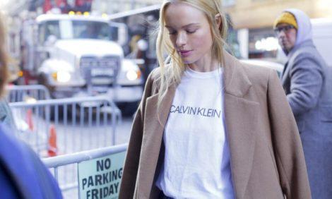 Style Notes: первая коллекция Рафа Симонса для Calvin Klein