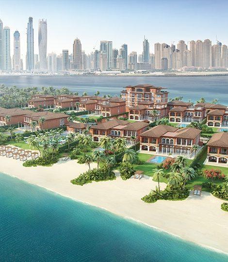 Недвижимость: умная инвестиция — виллы XXII Carat Club в Дубае