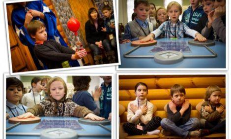 Дети: день рождения в музее