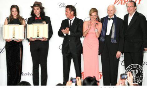 Эксклюзив: Posta da VIP на торжественной церемонии Chopard Trophy в Каннах