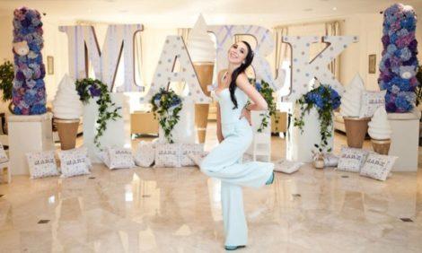 Celebrity Lifestyle: дизайнер Анастасия Задорина собрала гостей на праздник к сыну Марку
