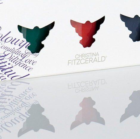 Бьюти-шопинг: новые оттенки лаков Christina Fitzgerald