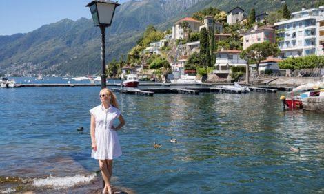 #postatravelnotes с Анной Чуриной: 5 причин провести каникулы в регионе Тичино, Швейцария