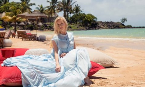 #postatravelnotes актриса Анна Чурина — о маврикийских пляжах, цветных песках и креольской кухне