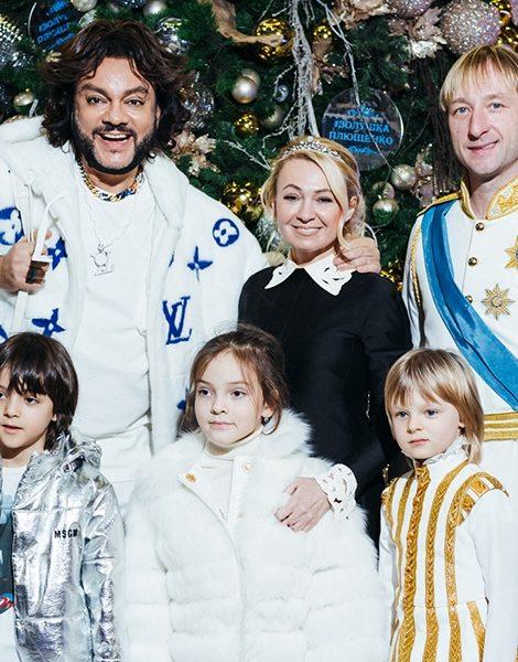 Премьера нового ледового шоу Евгения Плющенко и Яны Рудковской «Золушка»