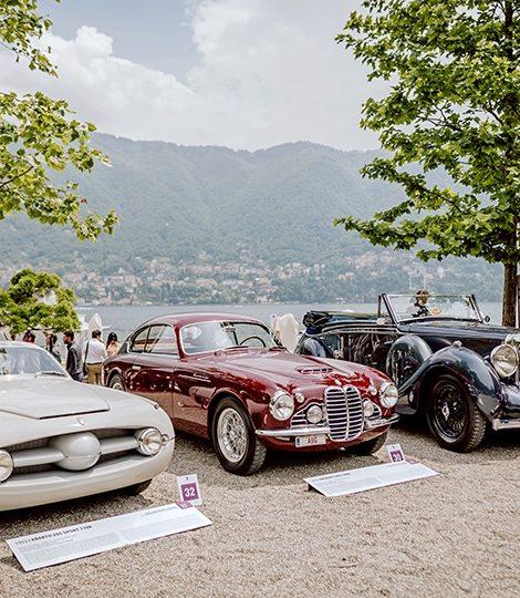 Как прекрасен наш союз: в Италии прошел смотр автомобилей Concorso d'Eleganza Villa d'Este и презентация коллекционных часов A. Lange & Söhne