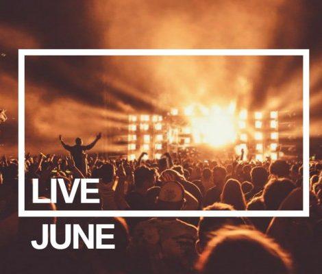 Юная поросль поп-звезд, люди-легенды и первые летние фестивали: главные музыкальные события июня