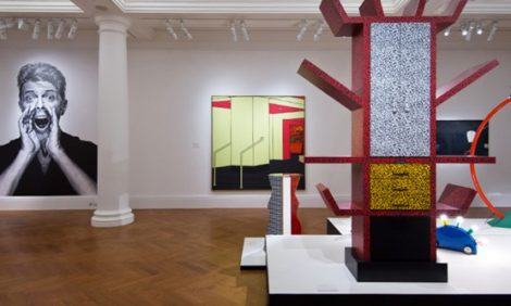 Дизайн & Декор: мебель Memphis из коллекции Дэвида Боуи уйдет с аукциона
