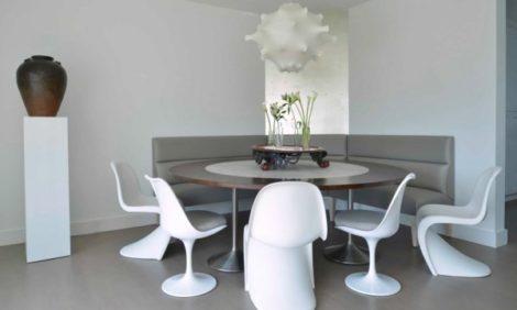 Господство одного цвета: монохромный интерьер от именитых декораторов и дизайнеров