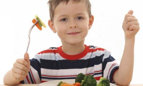 Дети: Идеальное дневное меню