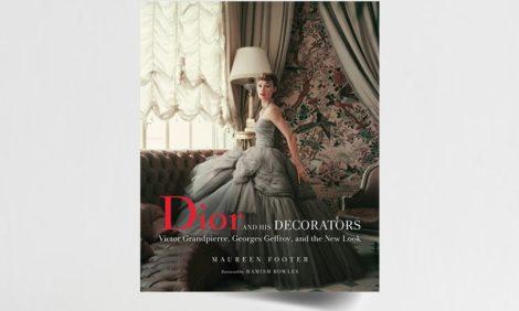Серый кардинал: как Кристиан Диор повлиял на наши вкусы в дизайне интерьеров