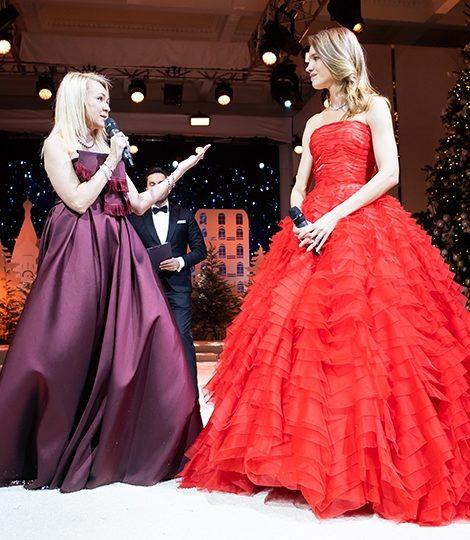 Благотворительный Baby Love Ball в пользу Фонда «Обнаженные сердца» и первый в мире показ Baby Dior