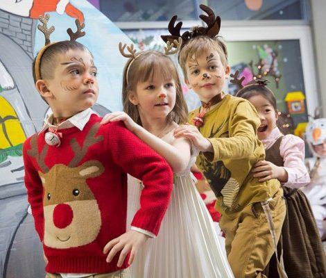 Posta Kids Club. Английский — в игре: разговорные бранчи, англоязычный театр  и детский сад с кембриджской программой