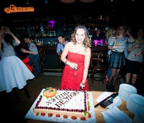 Celebrity lifestyle с Катей Добряковой. Мой «морской» день рождения в FF Restaurant & Bar