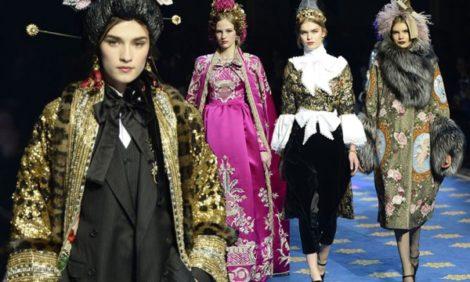 Style Notes: возвращение в «Ла Скала». Показ Dolce &Gabbana Alta Moda