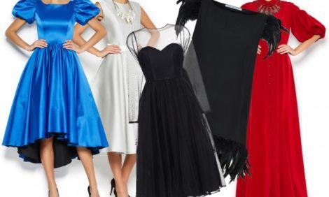 Dress for Less: 10 «антикризисных» новогодних платьев от российских дизайнеров