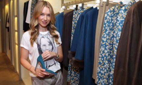Светский дресс-код с Идой Лоло: Лучшие адреса Fashion`s Night Out