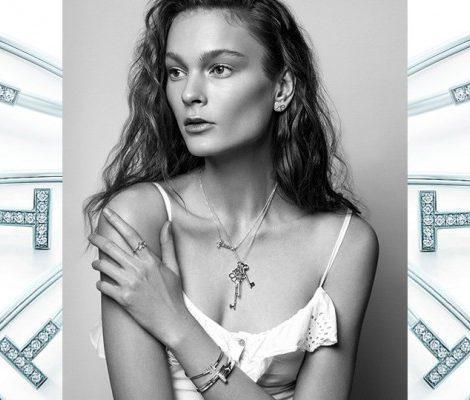 «Как это носить» с Ирэн Дужий: базовый «ювелирный гардероб» с Tiffany & Co.