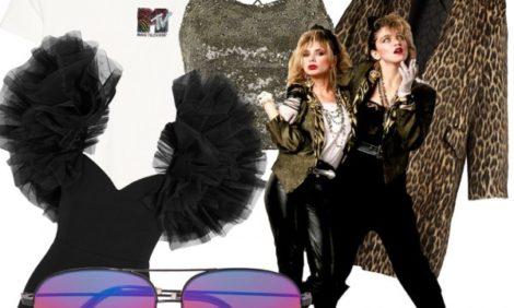 Выбор fashion-редактора: 7 вещей недели в стиле 80-х